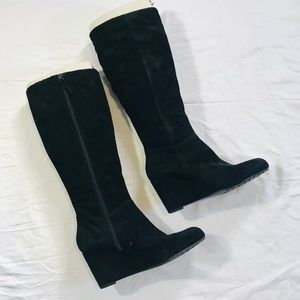 Easy Spirit Wedge Boots
